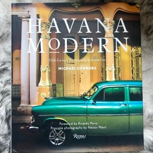 Other - Havana Modern Coffee Table Book